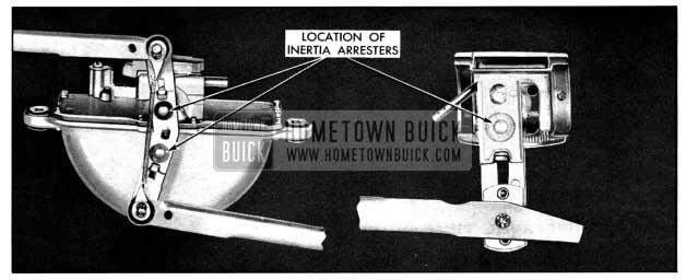 1952 Buick Windshield Wiper Mechanism
