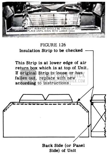 1953 Buick Air Conditioner Return Air Box