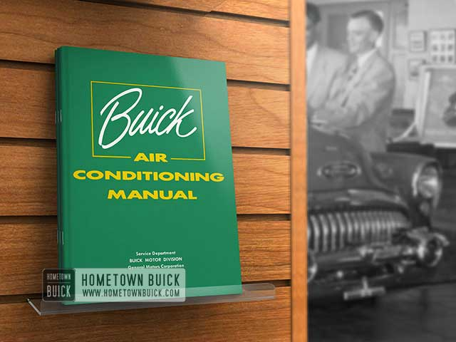 1953 Buick Air Conditioner Manual