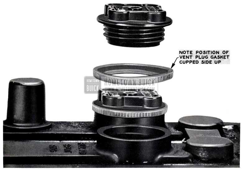 1953 Buick Battery Corrosion Repair