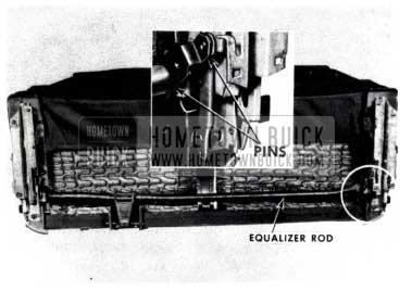 1953 Buick Check Seat Operation