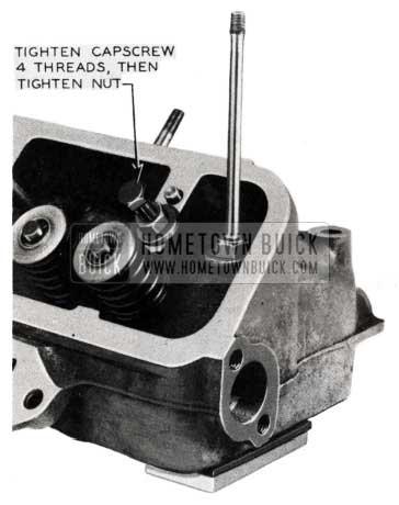 1953 Buick Engine Case Capscrews