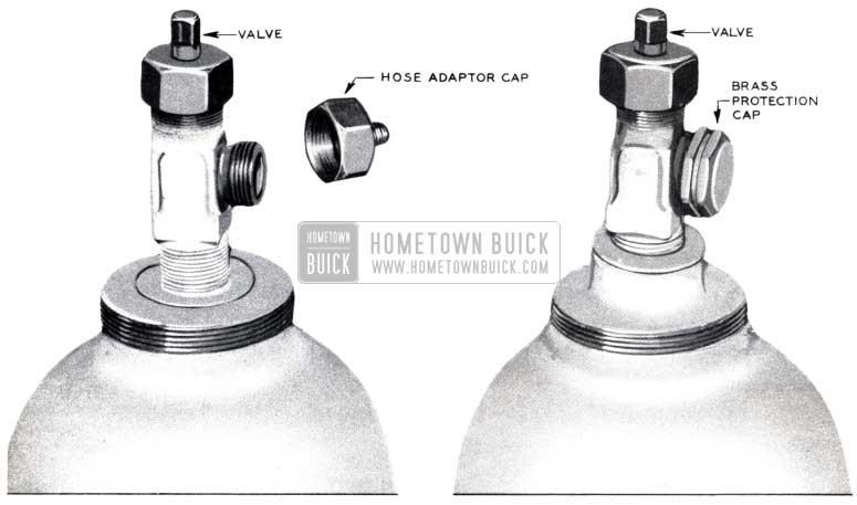 1953 Buick Freon 12 Cylinder Handlig