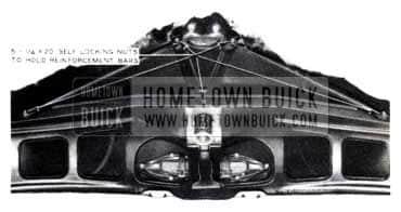 1953 Buick Hood Alignment