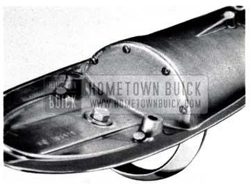 1953 Buick Hood Ornament Assembly