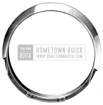 1953 Buick Hood Ornament Ring
