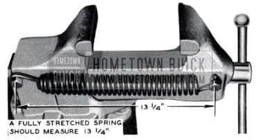 1953 Buick Hood Spring Tool