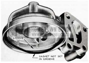 1953 Buick Oil Filter