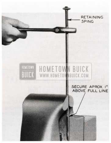 1953 Buick Oil Gauge Full Line