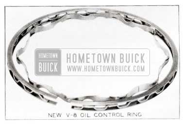 1953 Buick Oil Ring