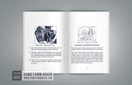 1953 Buick Product School Manual - 04