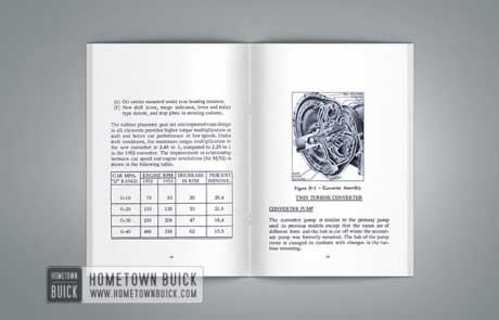 1953 Buick Product School Manual - 06