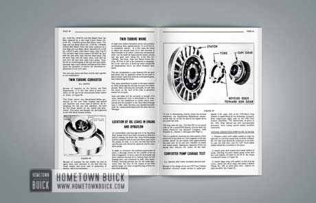 1953 Buick Product Service Bulletins AE - 04