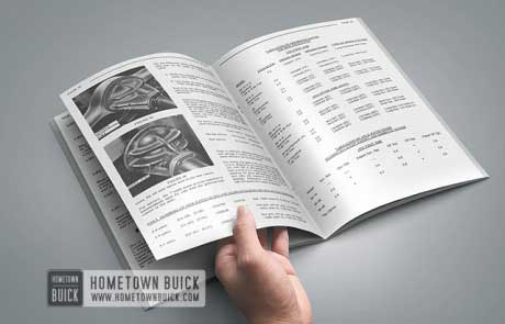 1953 Buick Product Service Bulletins AE - 05
