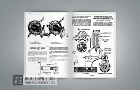 1953 Buick Product Service Bulletins AE - 06