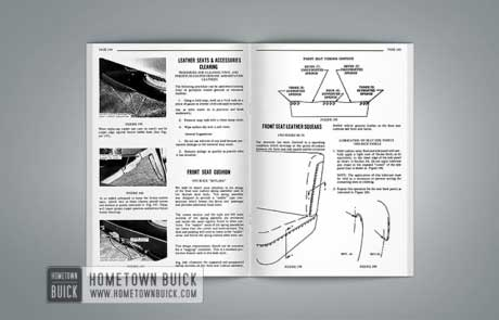 1953 Buick Product Service Bulletins AE - 07