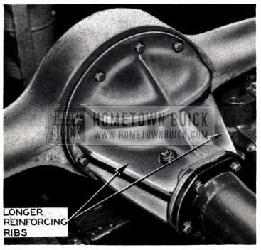 1953 Buick Rear Axle Carrier