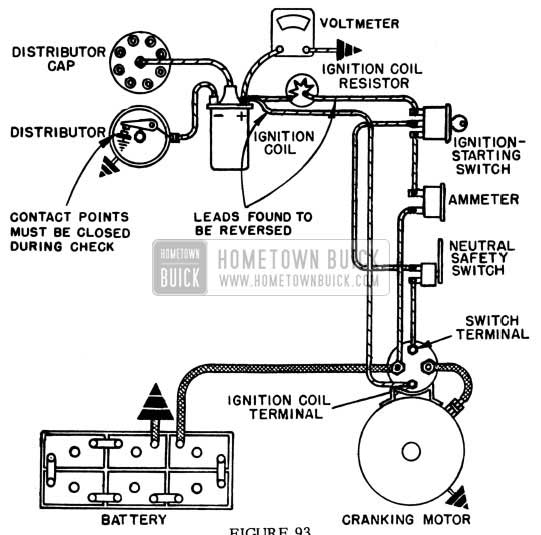 1953 buick electrical systems