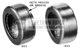 1953 Buick Steering Shaft Bearing