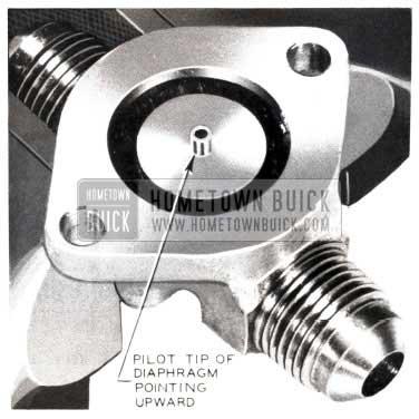 1953 Buick Valve Body Pilot Tip