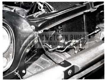 1953 Buick Valve Installed