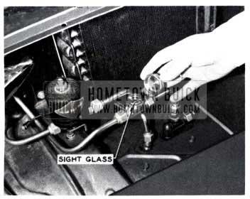 1953 Buick Valve Sight Glass