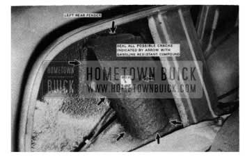 1954 Buick Gasoline Fumes