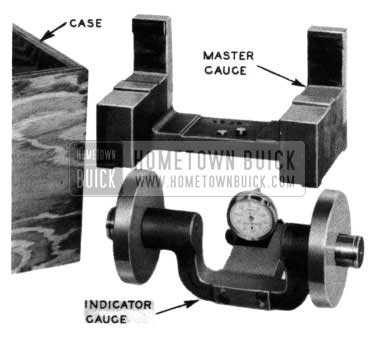 1954 Buick Pinion Setting Indicator Gauge