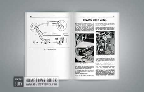 1954 Buick Product School Manual - 04