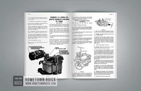 1954 Buick Product Service Bulletins AE - 03