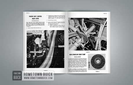 1954 Buick Product Service Bulletins AE - 04