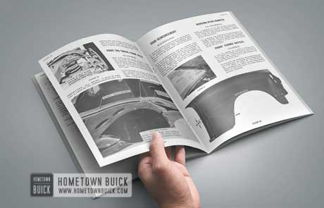 1954 Buick Product Service Bulletins AE - 05