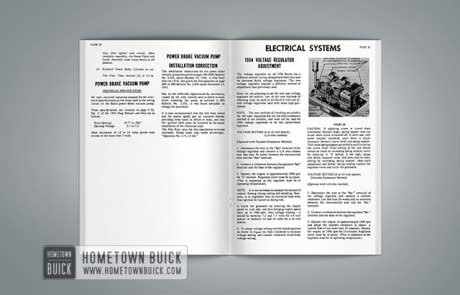 1954 Buick Product Service Bulletins AE - 06