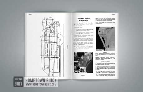 1954 Buick Product Service Bulletins AE - 07
