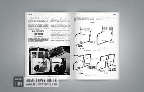 1954 Buick Product Service Bulletins AE - 08