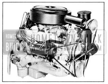 1957 Buick 1957 Engine