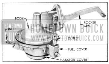 1957 Buick Fuel Pump