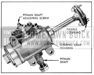 1957 Buick Manual Steering Gear