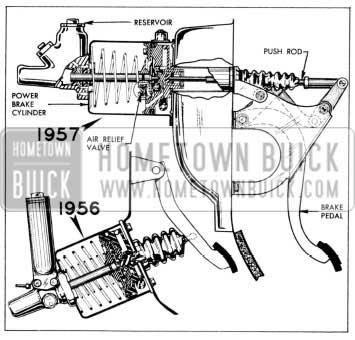 1957 Buick Power Brake Installation