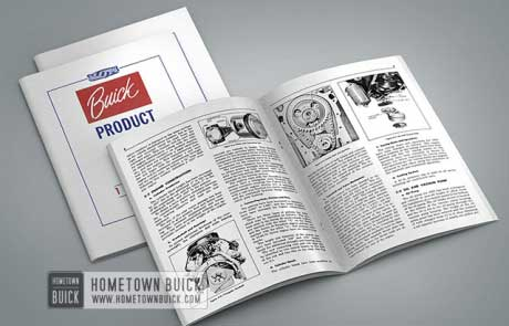 1957 Buick Product School Manual - 02