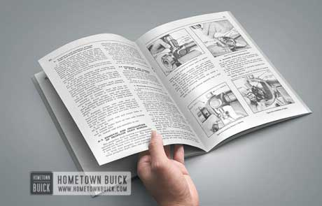 1957 Buick Product School Manual - 05
