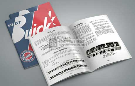 1957 Buick Product Service Bulletins AE - 02