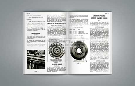 1957 Buick Product Service Bulletins AE - 03