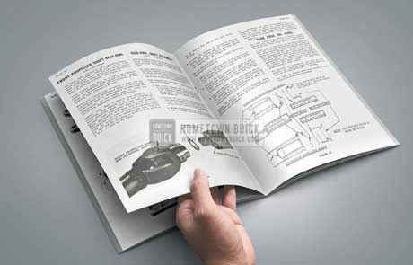 1957 Buick Product Service Bulletins AE - 05