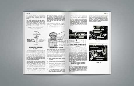 1957 Buick Product Service Bulletins AE - 06