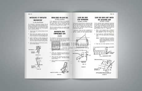 1957 Buick Product Service Bulletins AE - 07