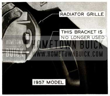 1957 Buick Radiator Grille