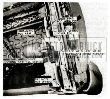 1957 Buick Seat Assembly