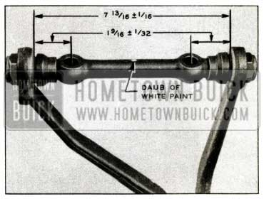 1957 Buick Upper Control Arm Assembly