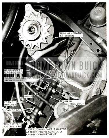 1957 Buick Upper Control Arm